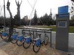 Trial period of our bike sharing system at municipality of Maroussi.